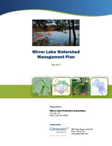 Mirror Lake WMP